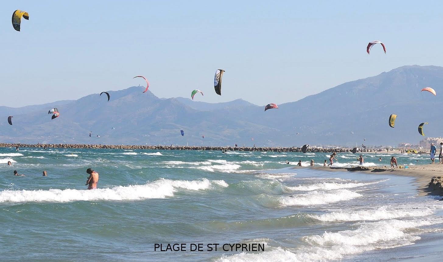 Pour les passionnés de Kite Surf