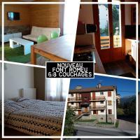 Résidence Orazur - Chez Christelle - Font Romeu - Location à la semaine