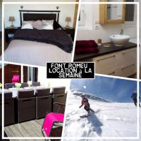 Résidence Campredon - Chez Chantal - Font Romeu - Location à la semaine