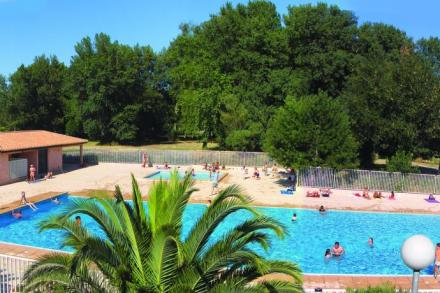 Appartement Saint Cyprien plage avec Piscine
