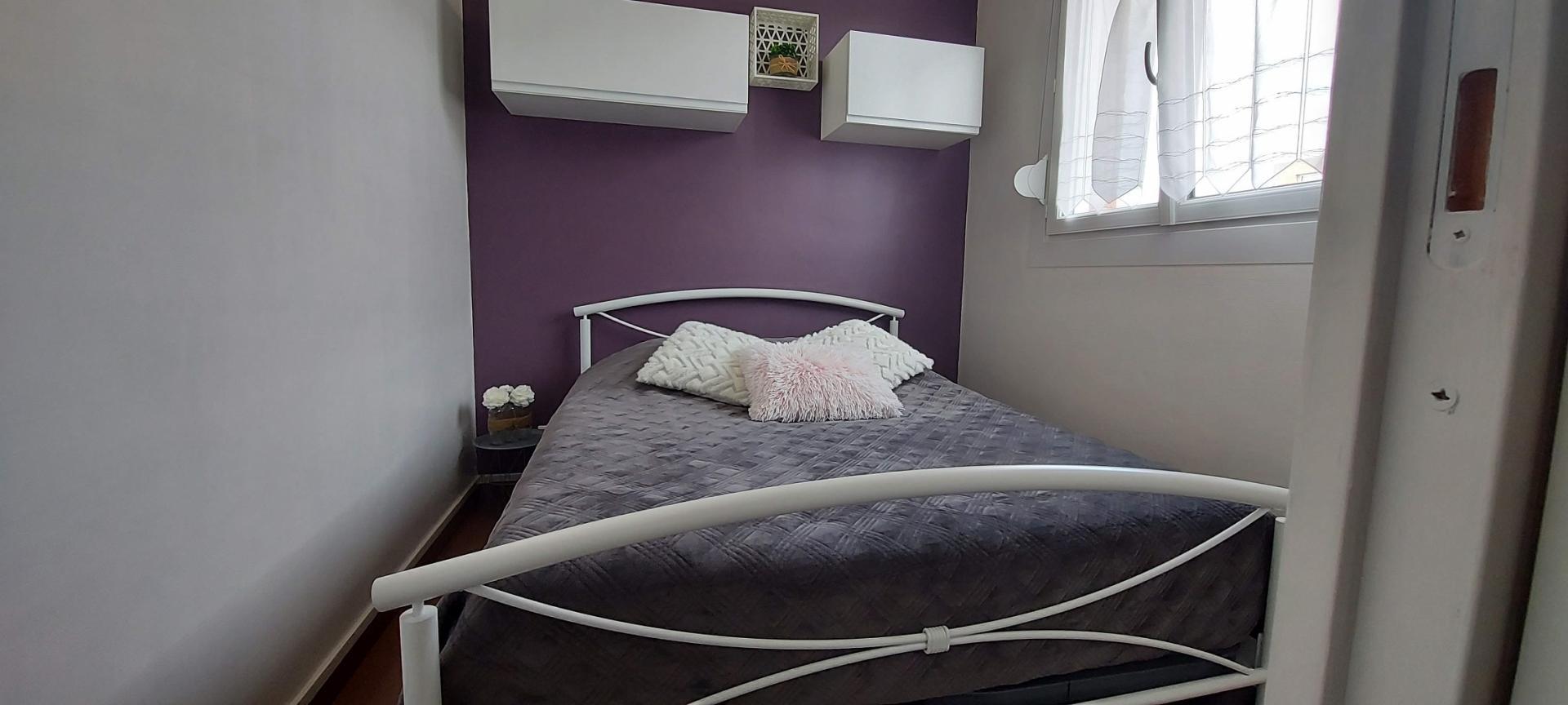 Chambre et sa jolie déco
