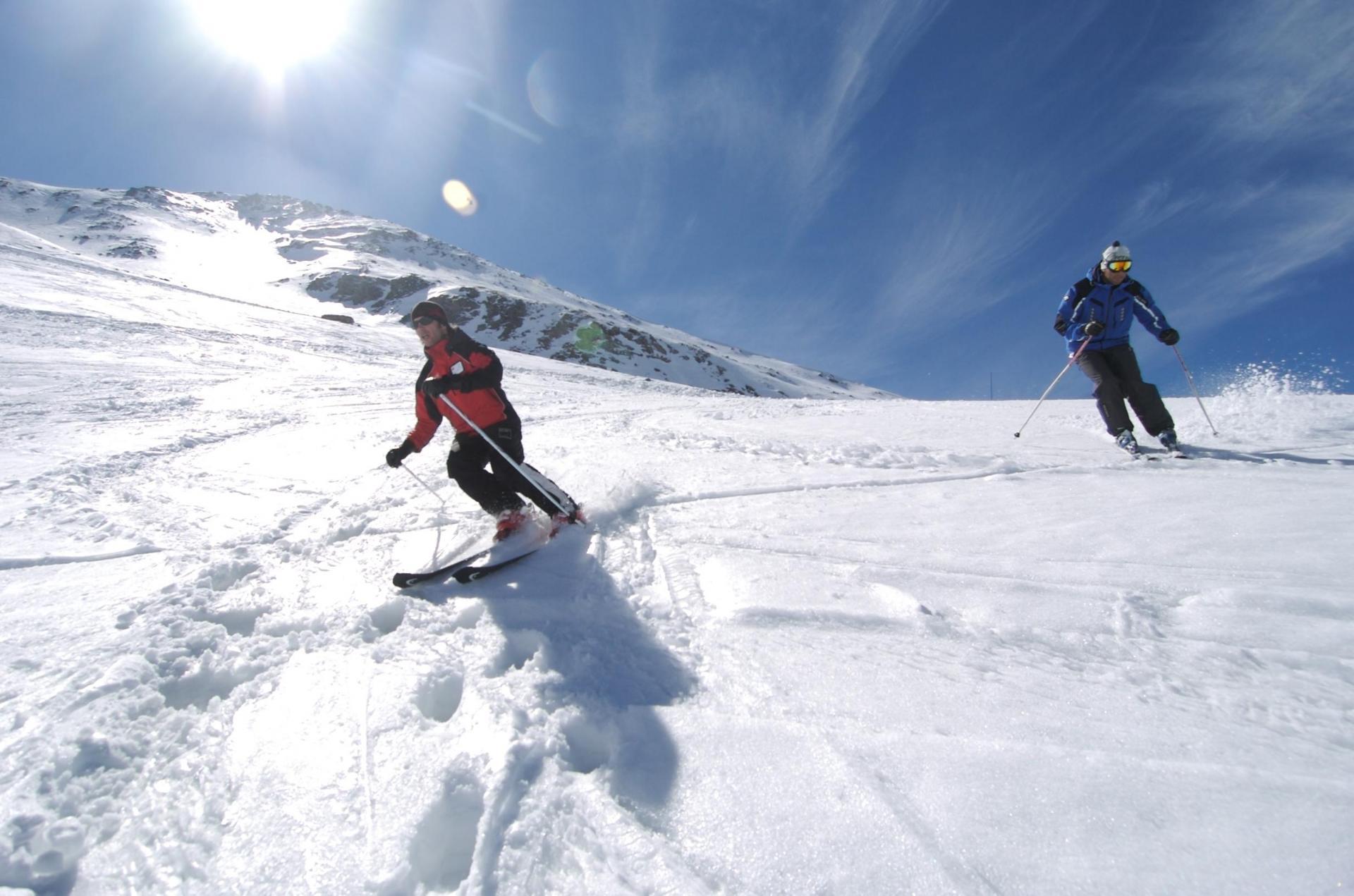 Le ski Alpin à Font-Romeu